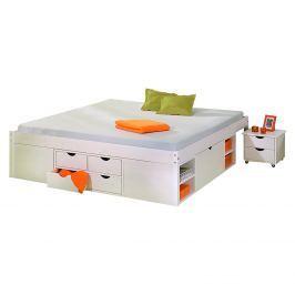 TILL multifunkční postel 160x200