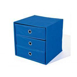 Skládací box WILLY modrý