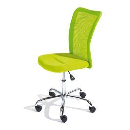 Kancelářská židle BONNIE zelená Kancelářské židle