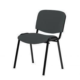 Židle VISI šedá K27