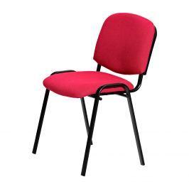 Židle VISI červená K29 Nábytek do interiéru