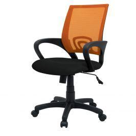 Kancelářské křeslo TREND oranžové K91 Kancelářské židle
