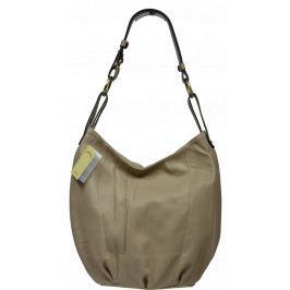 Italské kožené kabelky Lagia Beige