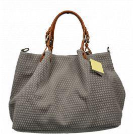 Kožené kabelky výprodej Belloza Grigia