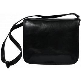 Kožená taška Gaspare Nero Kabelky přes rameno