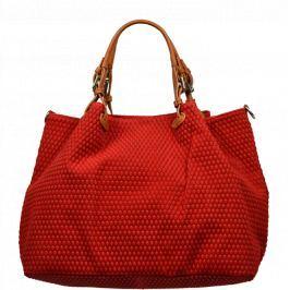 Kožené kabelky do ruky Belloza Rossa Kabelky