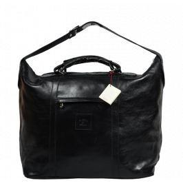 Černá cestovní taška Imelda Nera