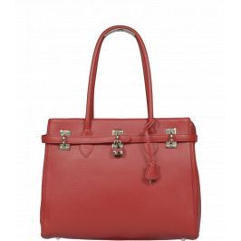 Kožená kabelka Azra Grande Rossa Kabelky