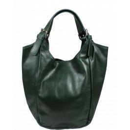 Italské zelené kabelky Adela Verde