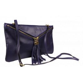Malé kožené kabelky přes rameno Maida Viola Taschino