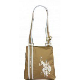 Tašky přes rameno U.S. Polo Assn Beige US15S002-05BG