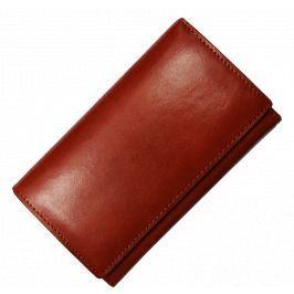 Dámská oranžová peněženka 8253 Arancione Scura