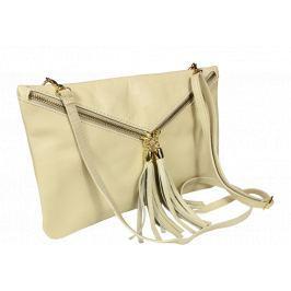 Malá béžová kabelka Maida Beige