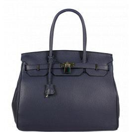 Elegantní kabelka do ruky Bella Nuovo Blu