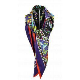 Italský šátek na krk Pierre Cardin S141 Violet