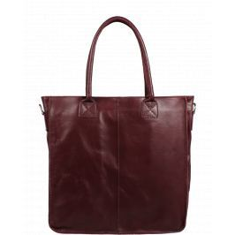 Italská kožená kabelka Fausta Bordo