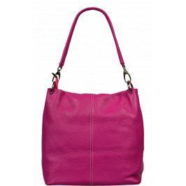 Kožená kabelka Fiora Rosa