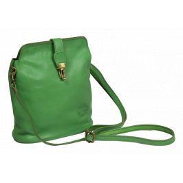 Malé kožené kabelky do ruky Piazza Verde 2