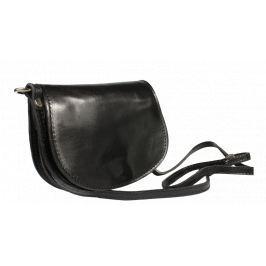Kožená kabelka z Itálie Mina Nera