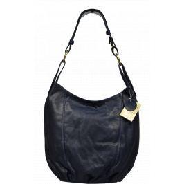 Modré kožené kabelky Lagia Blu