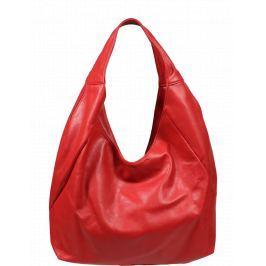Kožená kabelka Tita Rossa Chiaro