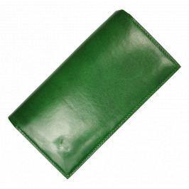 Kožené peněženky H17 Verde Scuro