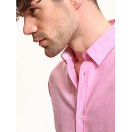 Top Secret Košile pánská světle modrá dlouhý rukáv