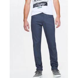 Top Secret Kalhoty pánské šedomodré