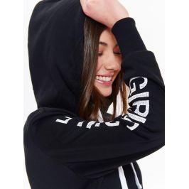 Top Secret Mikina dámská GIRLS RULE s kapucí