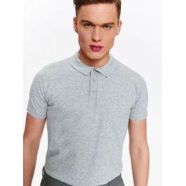 Top Secret Triko pánské s límečkem a krátkým rukávem